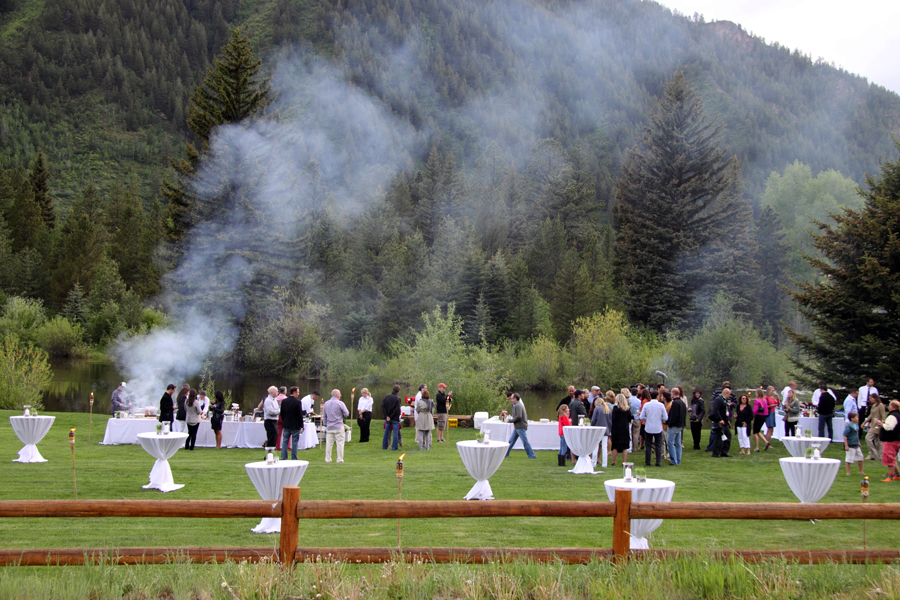 Wines of Spain BBQ, Aspen :  : Christopher Davies Photography