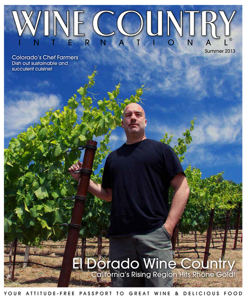Wine Country International Magazine- Summer 2013 :  : Christopher Davies Photography