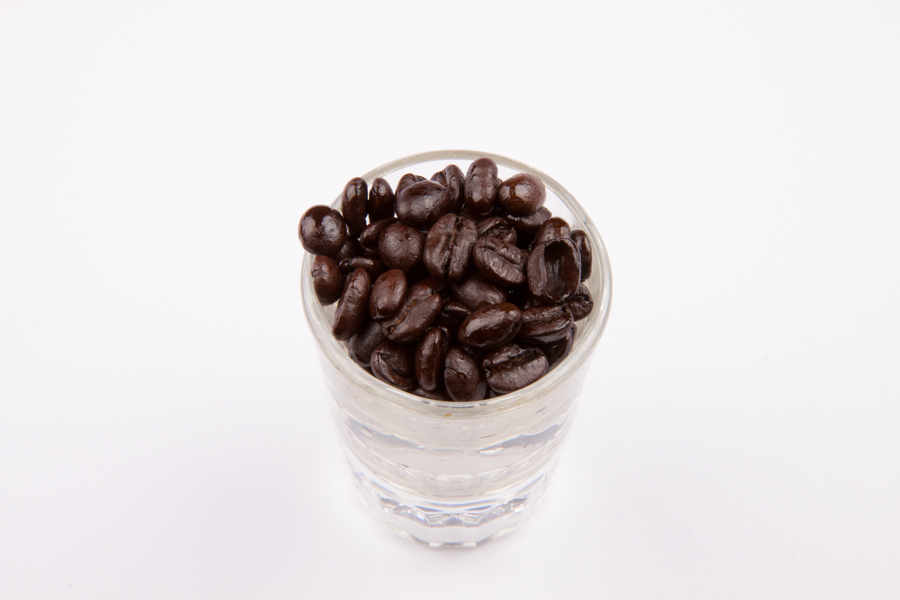Coffee beans used in Arrosta :  : Christopher Davies Photography