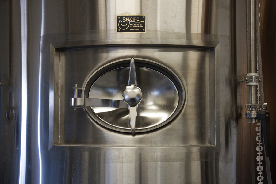 Stainless Steel Tank @Vapor Distillery  :  : Christopher Davies Photography