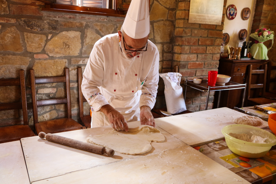 Cooking class @ Palazzo Bandino in Montepulciano :  : Christopher Davies Photography