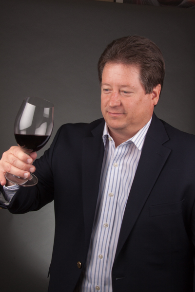 Professional portrait for Jeffrey Tufford, Fine Winev Manager, E.J Gallo :  : Christopher Davies Photography